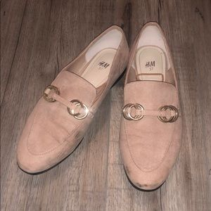 H&M Rose Loafers